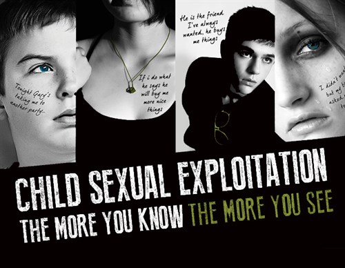Commercial Sexual Exploitation of Children